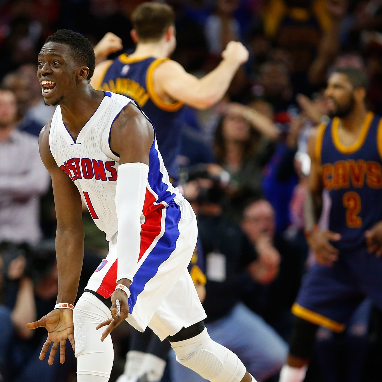 NBA Rules Kyrie Irving Didn't Foul Reggie Jackson At End