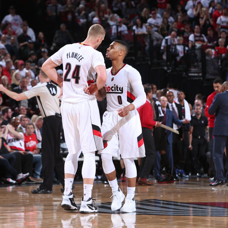 Blazers Home Court Advantage: Clippers Vs Trail Blazers: Game 4 Score, Twitter Reaction