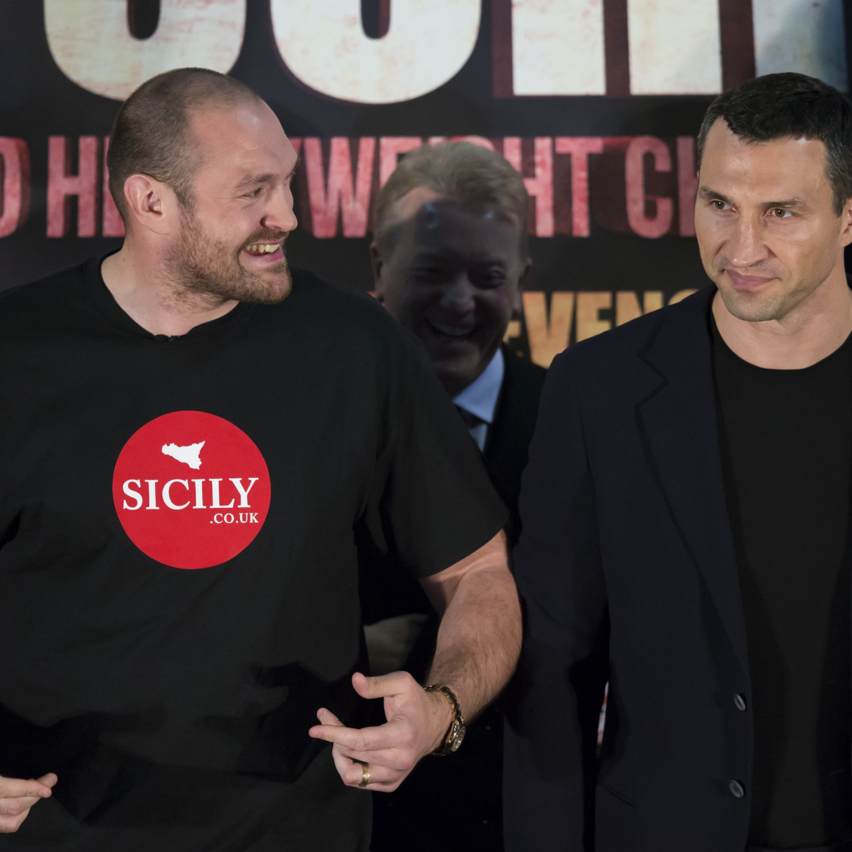 Tyson Fury Vs. Wladimir Klitschko 2: Key Takeaways From