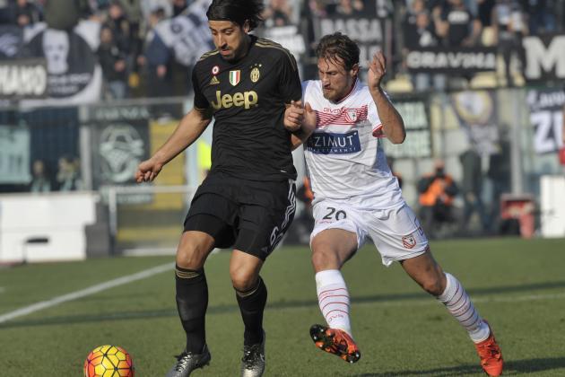 Juventus vs Carpi