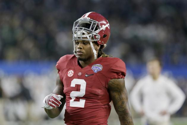 Derrick Henry to Titans: Twitter Reacts as RB is Selected ...