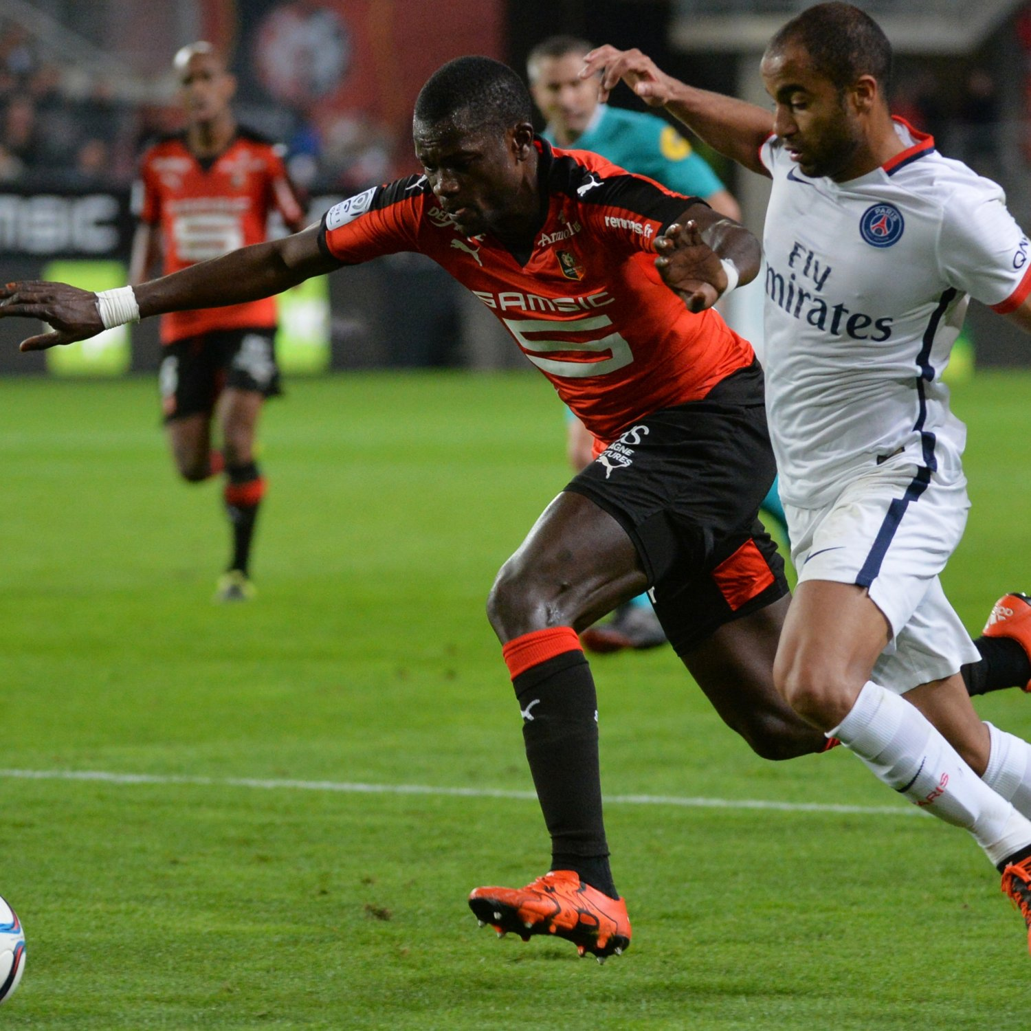 psg vs rennes team news predicted lineups live stream and tv info bleacher report. Black Bedroom Furniture Sets. Home Design Ideas