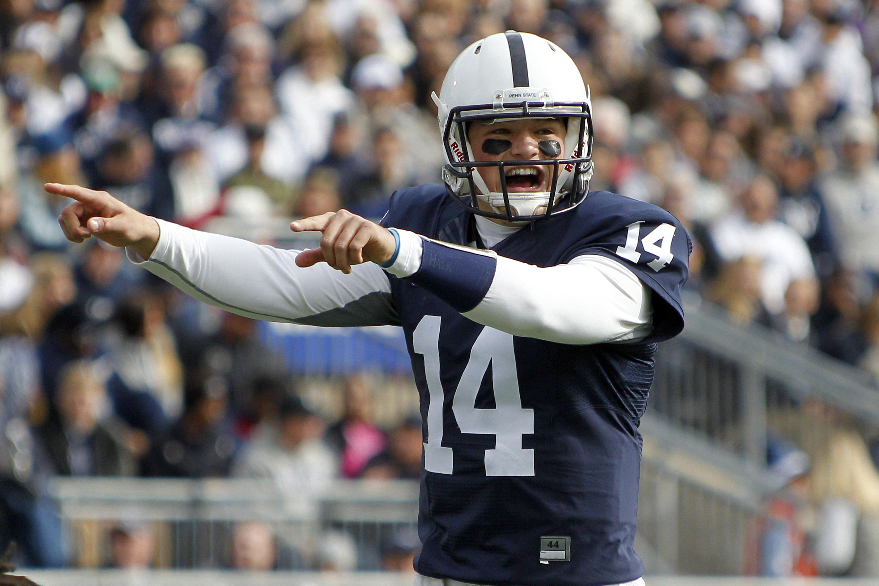 Project QB Christian Hackenberg Won't Stop Jets' Ongoing ...
