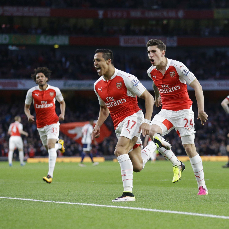 Arsenal Vs Barcelona Live Score Highlights From: Arsenal Vs. Norwich: Live Score, Highlights From Premier