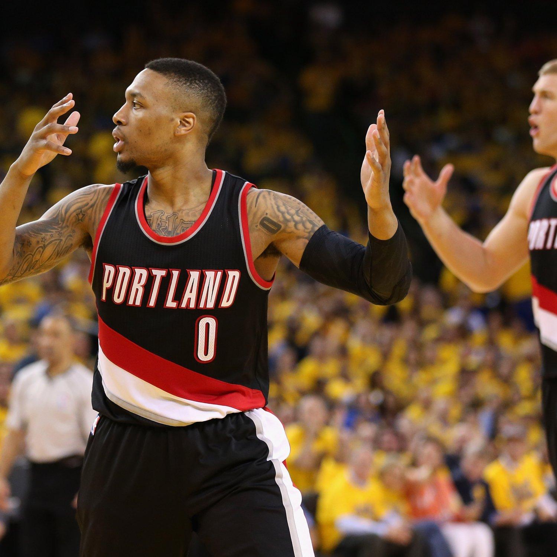 Portland Trail Blazers Golden State Warriors: Can Portland Trail Blazers Make This A Series Against