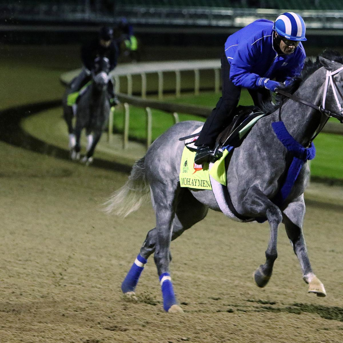 Kentucky Derby 2016 Post Positions: Horse Odds, Prize