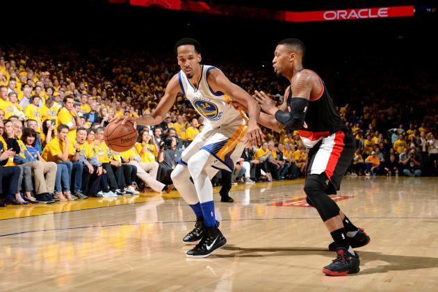 Golden State Warriors Vs. Portland Trail Blazers: Game 3