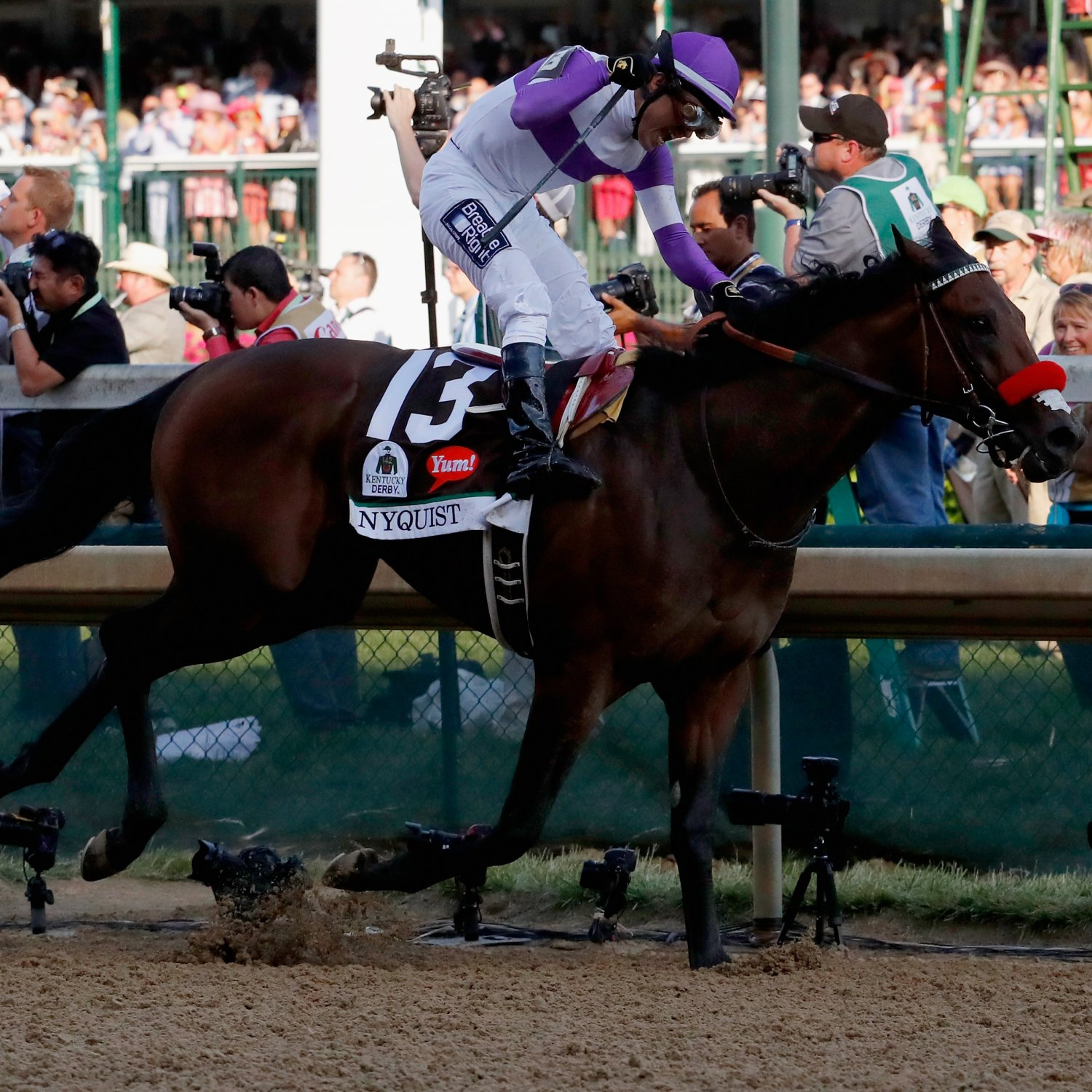 Kentucky Derby 2016: Video Highlights, Payouts And