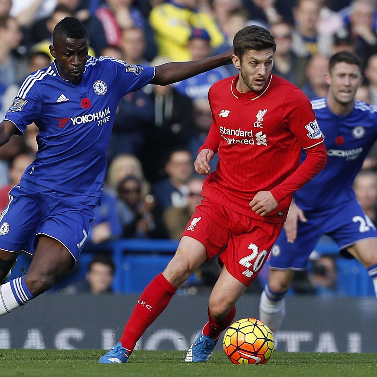 Live Streaming Soccer News Liverpool Vs Benfica Live: Liverpool Vs. Chelsea: Team News, Live Stream, TV Info