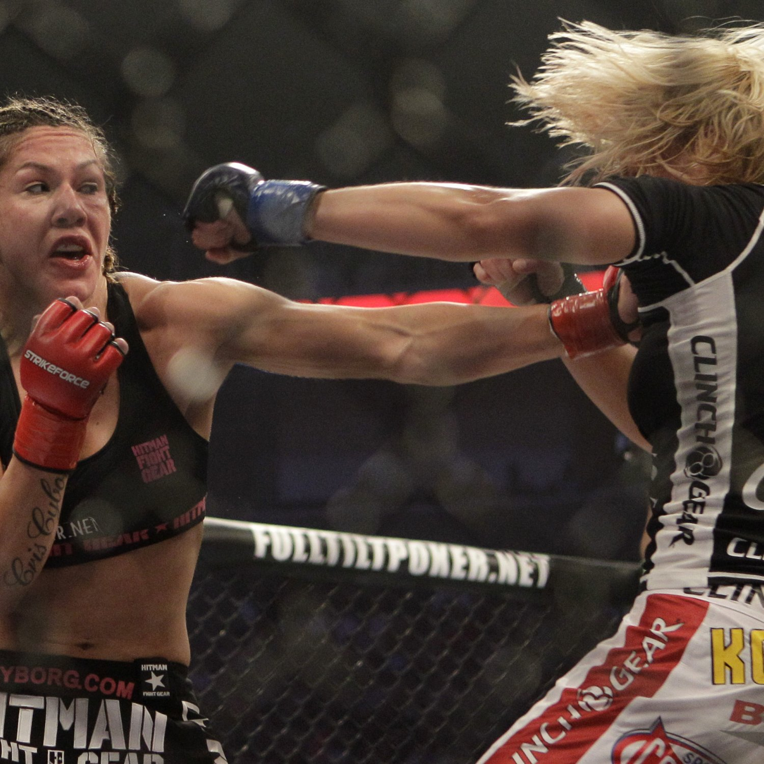 Cris Cyborg: Everything You Need to Know About the Scariest Woman in MMA | Bleacher Report