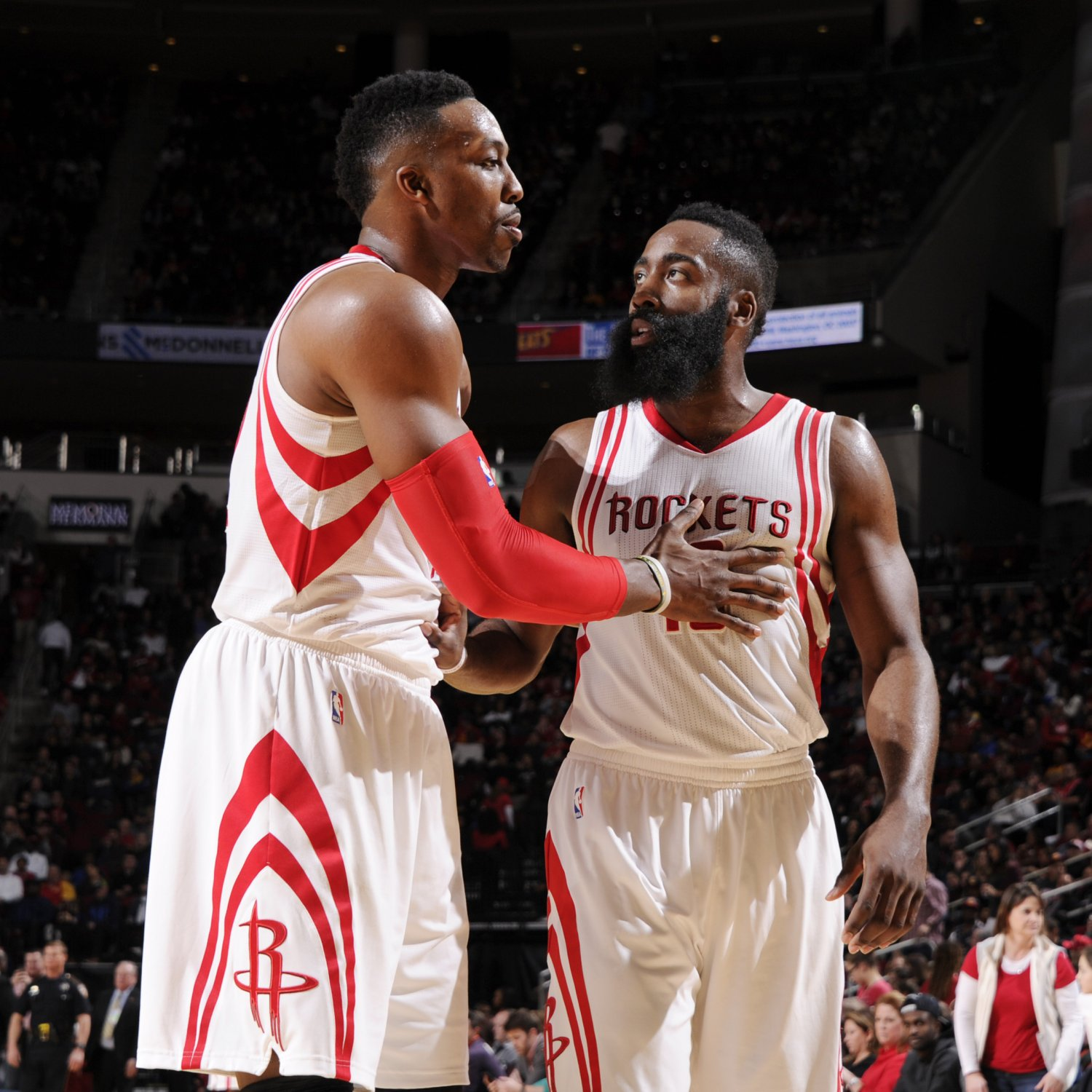James Harden Free Agency: Dwight Howard Discusses James Harden, Free Agency, More On