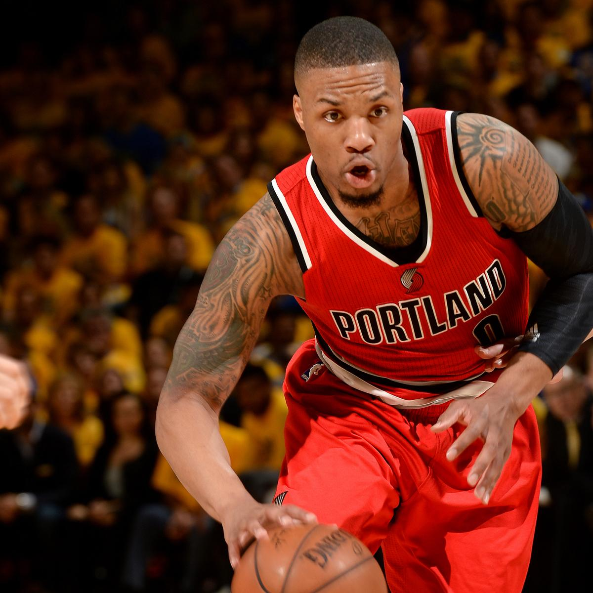 Trail Blazers' Ceiling Is High Despite Series Loss To