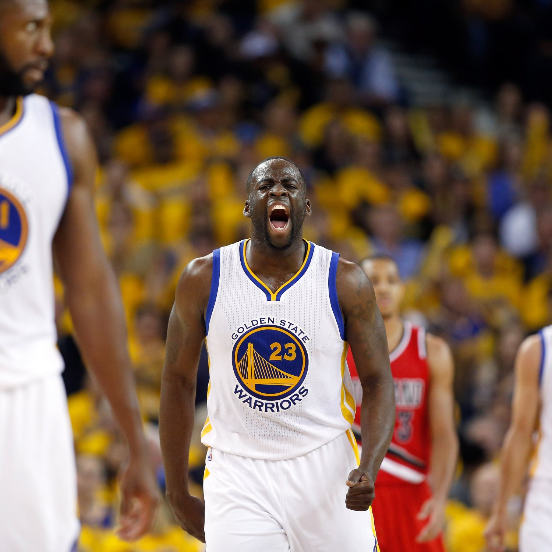 Trail Blazers Vs Warriors: Game 5 Video Highlights, Recap