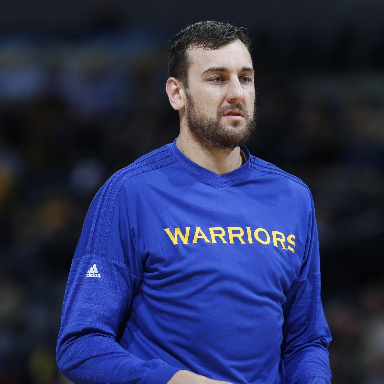Andrew Bogut Injury: Updates on Warriors Center's Knee and ...