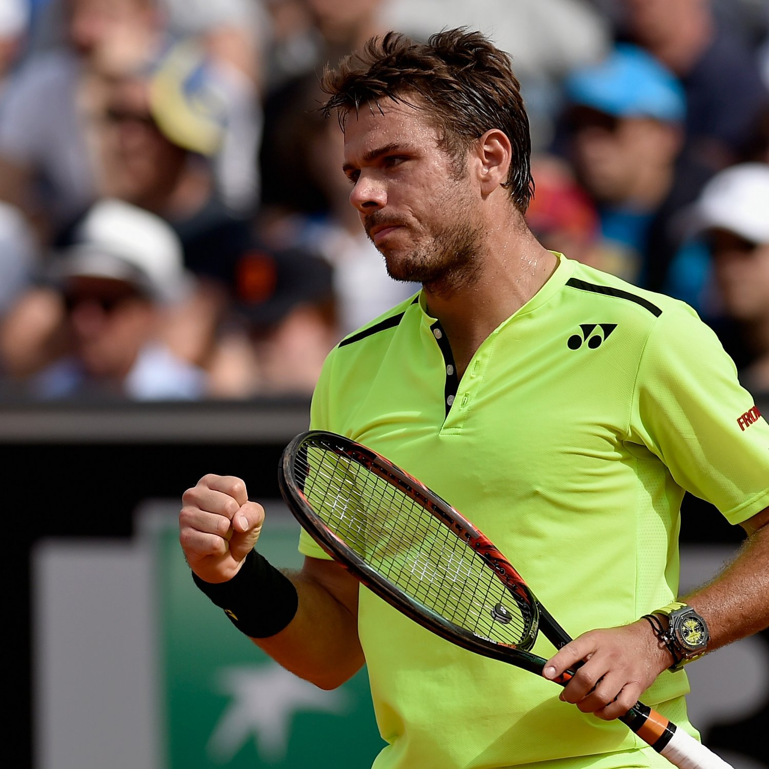 Why Defending Champion Stan Wawrinka Will Not Win the 2016 French Open | Bleacher Report