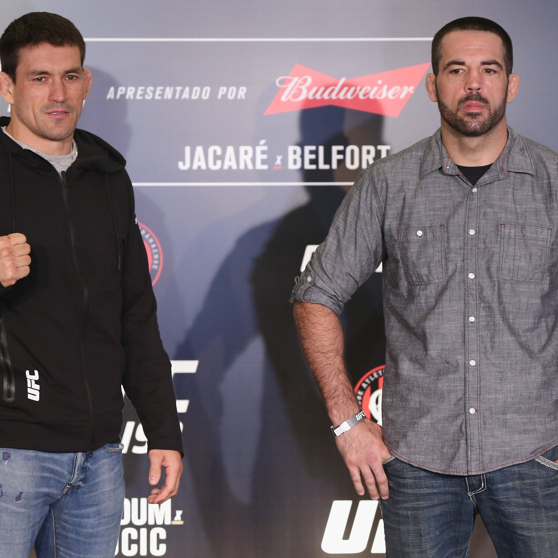 UFC 198: Demian Maia vs. Matt Brown, a Head-to-Toe Breakdown | Bleacher Report
