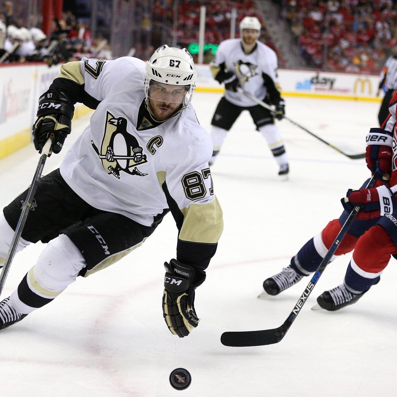 Lightning vs. Penguins: Game 1 Live Score, Highlights for 2016 NHL Playoffs | Bleacher Report