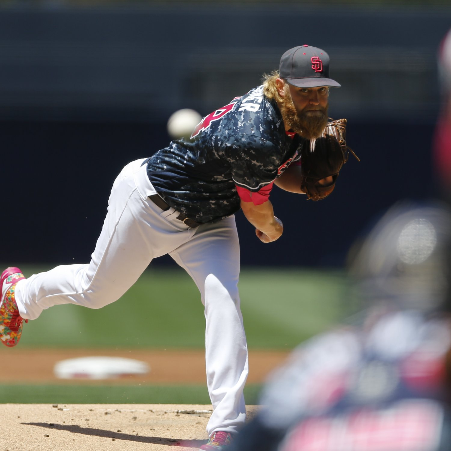 Andrew Cashner Injury: Updates on Padres Pitcher's Hamstring and Return | Bleacher Report