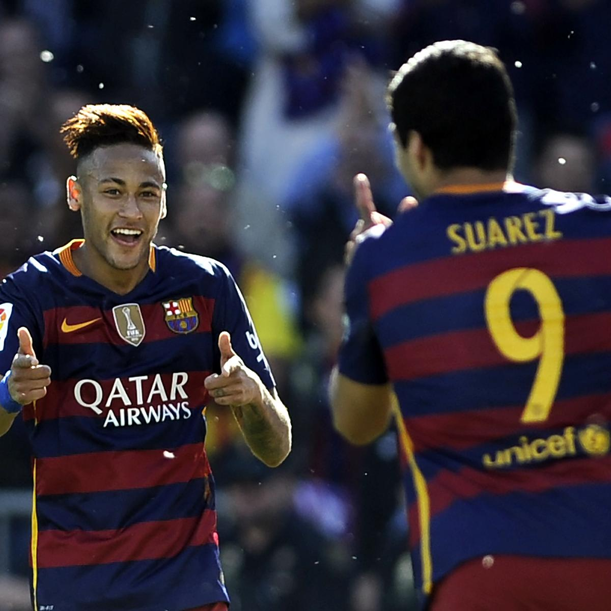 La liga table 2016 latest standings following week 38 results bleacher report - La liga latest results and table ...
