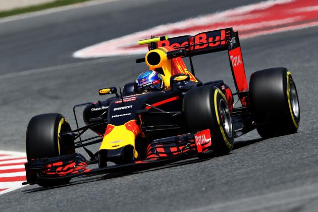Daniel Ricciardo Redbull car