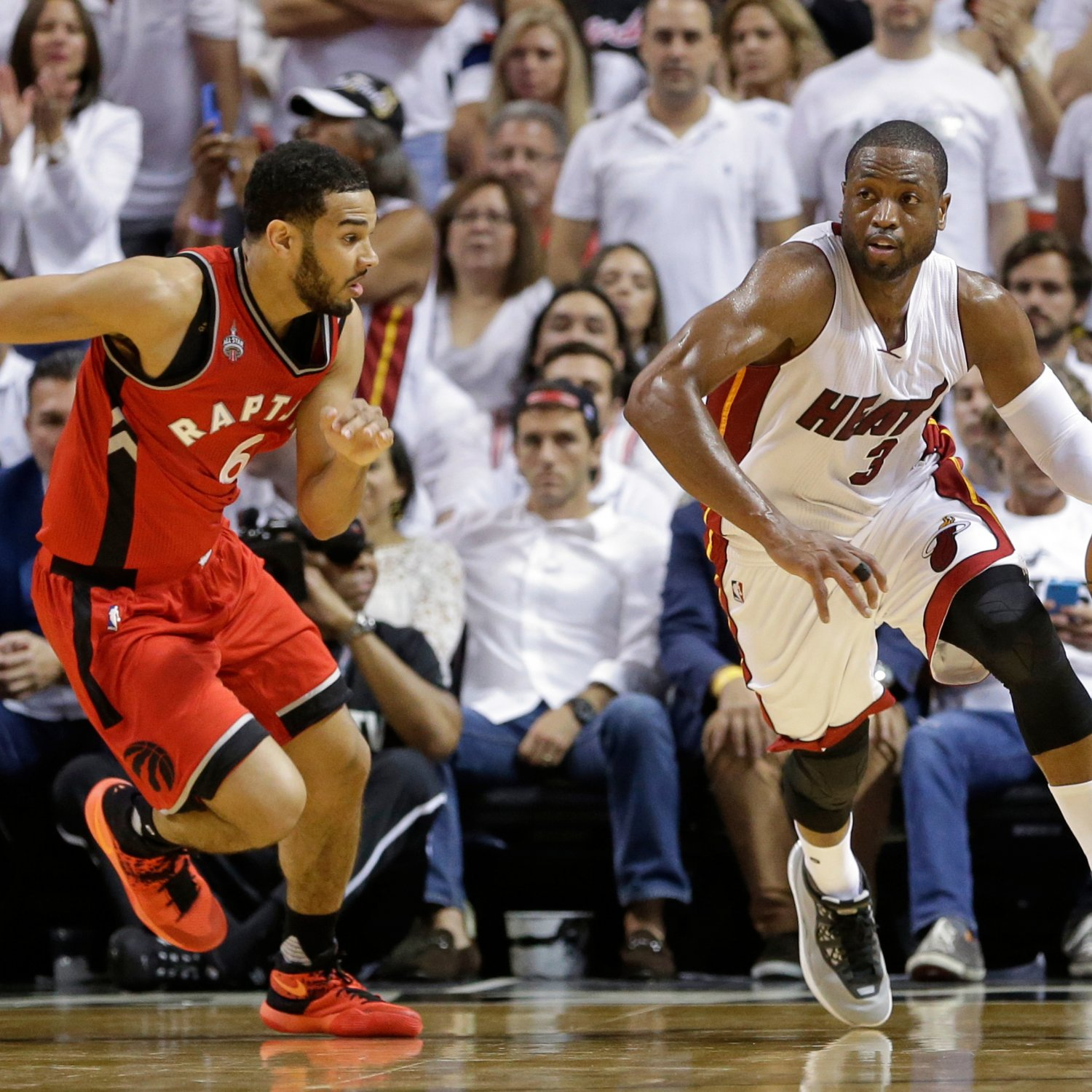 NBA Playoffs 2016: Previewing Top Storylines for Game 7 of Raptors vs. Heat | Bleacher Report