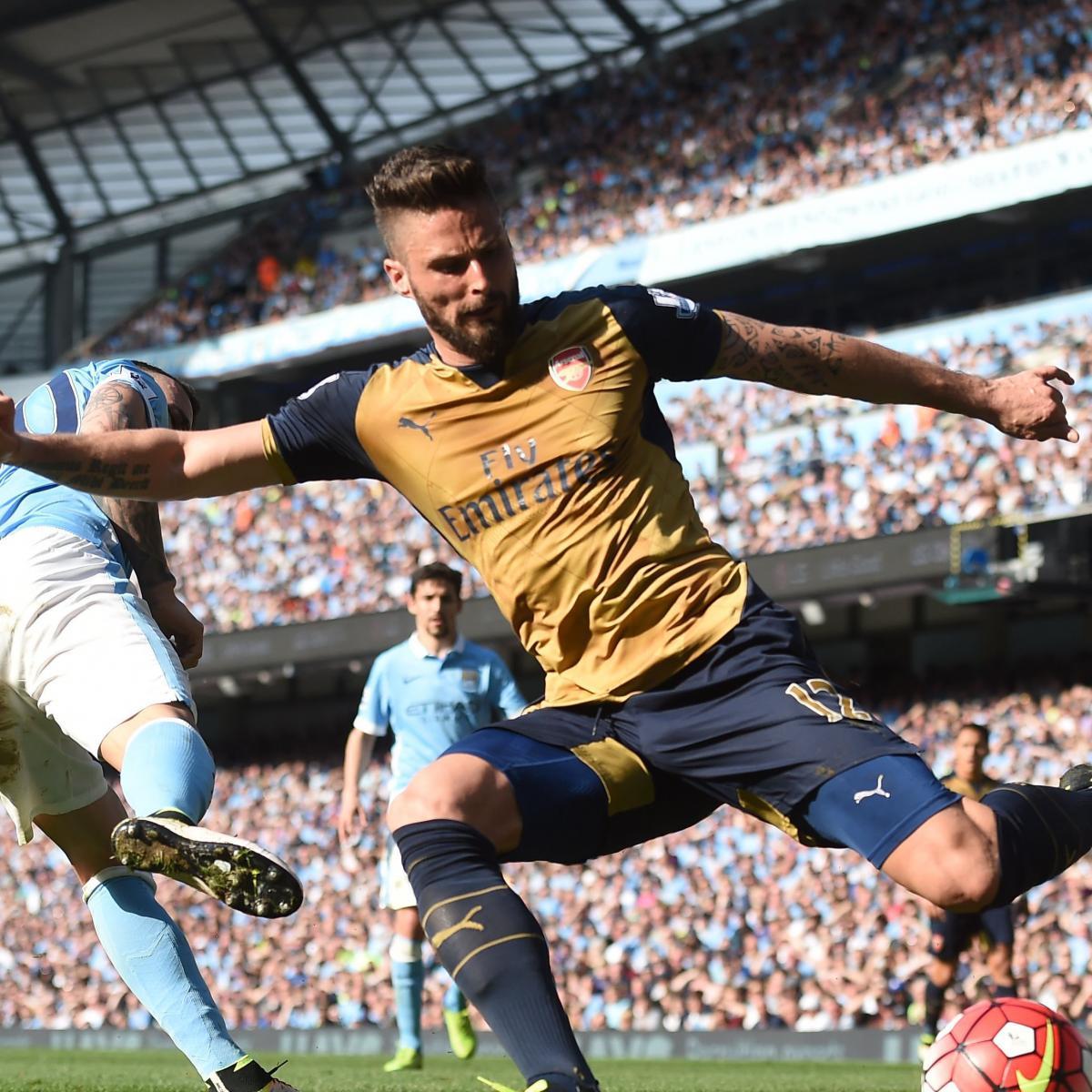 Arsenal Vs Tottenham Live Score Highlights From Premier: Arsenal Vs. Aston Villa: Live Score, Highlights From