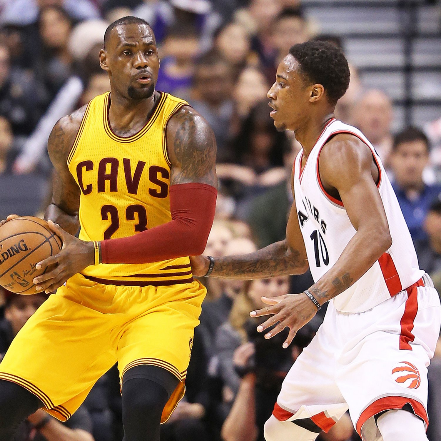 Do the Toronto Raptors Have a Prayer Against the Cleveland Cavaliers? | Bleacher Report