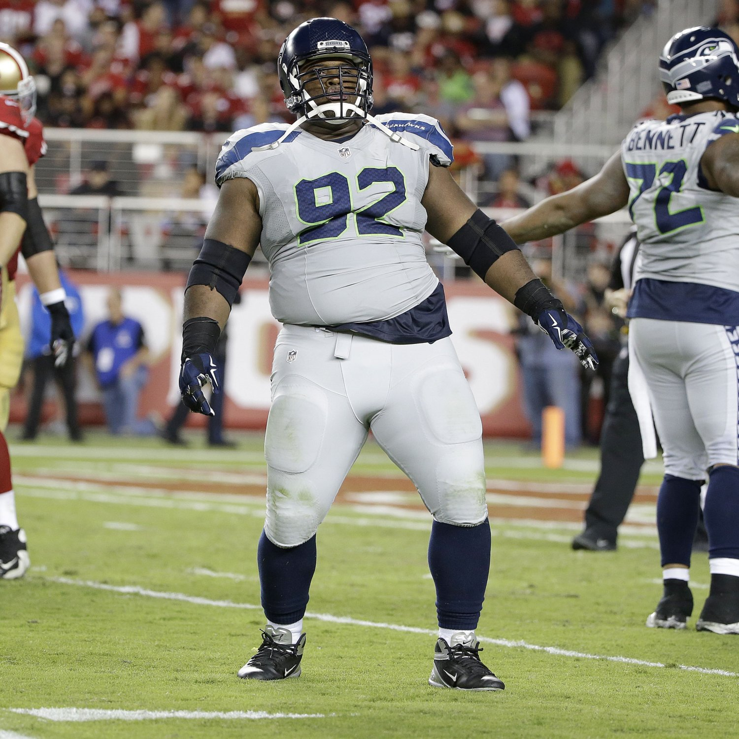 San Diego Chargers Defensive Line: Brandon Mebane Says Chargers Defense Has More Talent Than