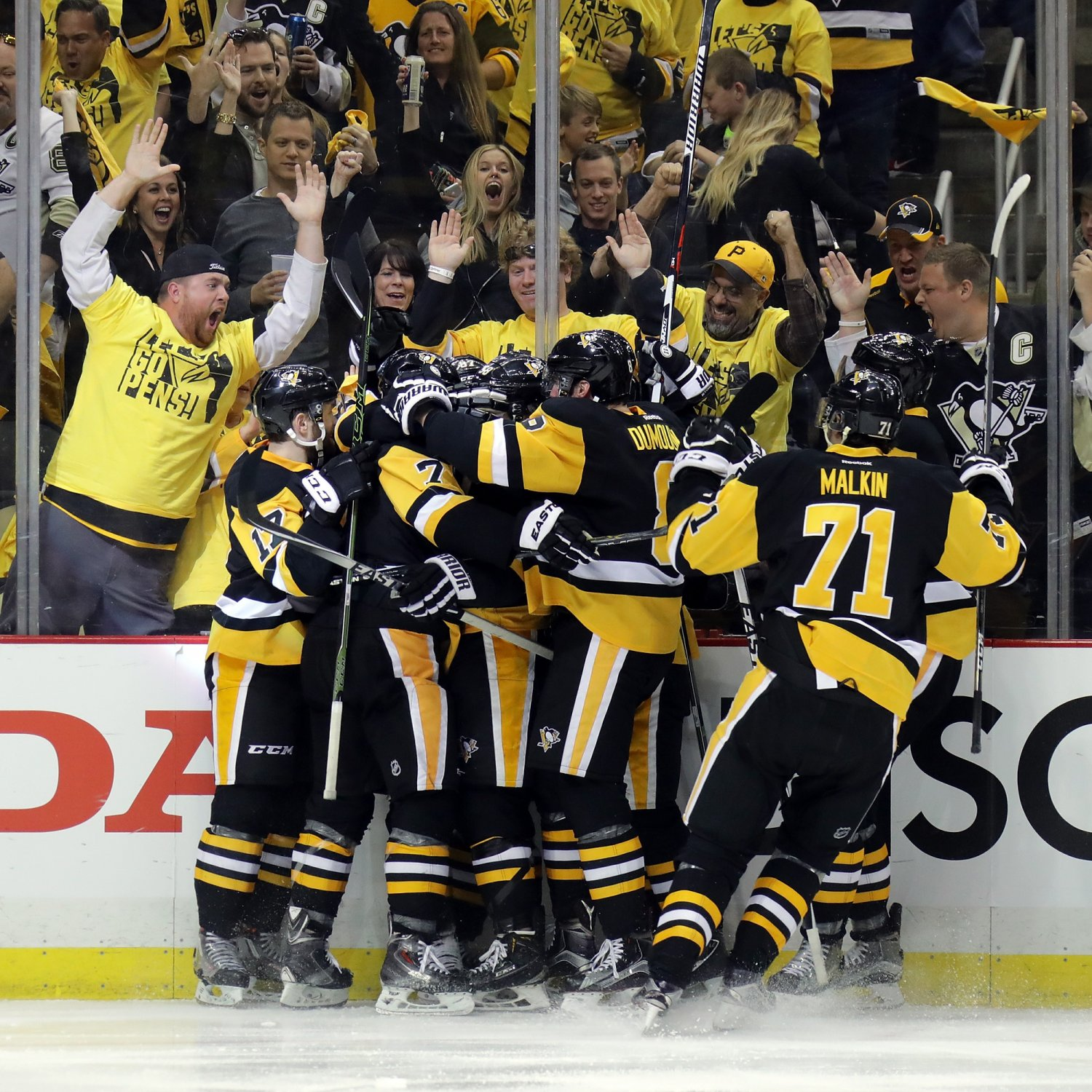 Lightning vs. Penguins: Game 2 Score and Twitter Reaction from 2016 NHL Playoffs | Bleacher Report