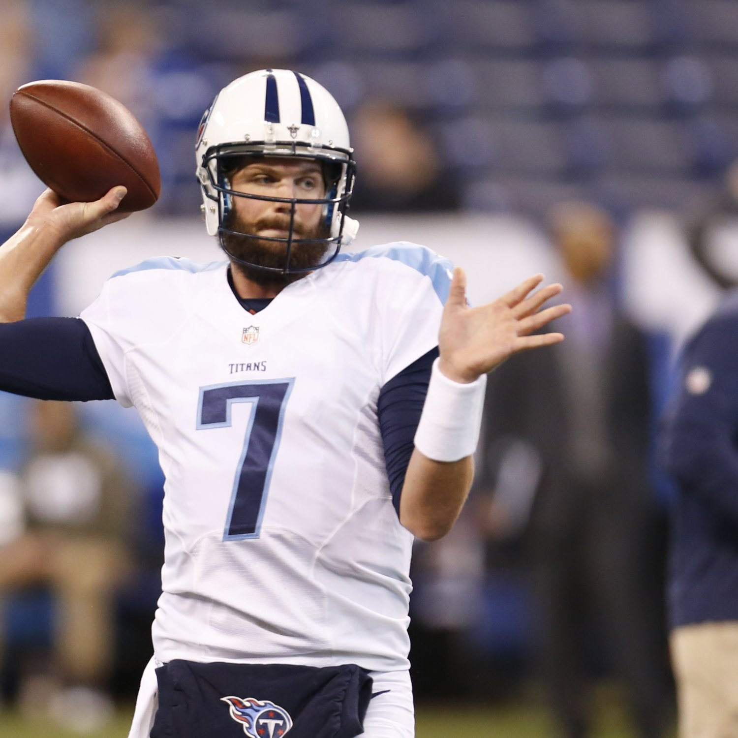 San Diego Chargers Contracts: Zach Mettenberger To Chargers: Latest Contract Details