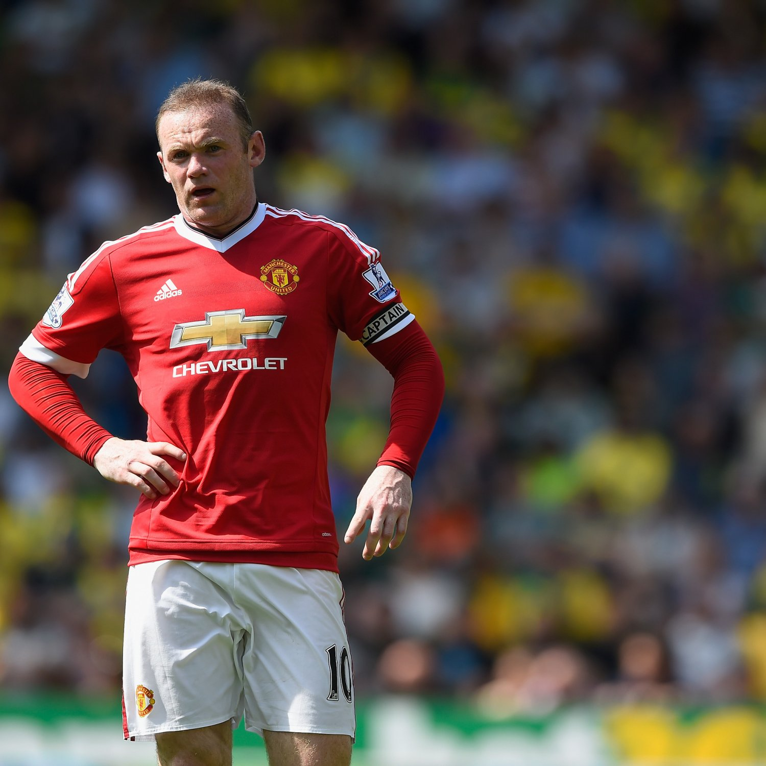 Wayne Rooney Talks Manchester United's Premier League Finish, FA Cup Final, More | Bleacher Report