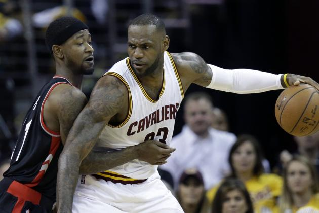 LeBron James Comments on Officiating, Lack of Flagrant Fouls Called and More