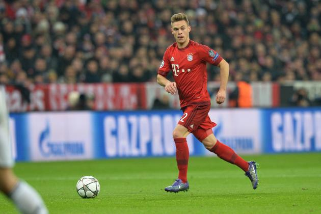 Why Joshua Kimmich Was Bayern Munich's Most Surprising Player in 2015/16