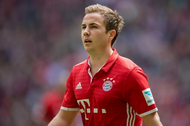 liverpool transfer news mario gotze rumours and latest on jerome sinclair bleacher report. Black Bedroom Furniture Sets. Home Design Ideas