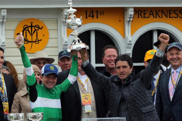 Exaggerator and Team Desormeaux Throw Mud on Nyquist's Triple Crown Dream