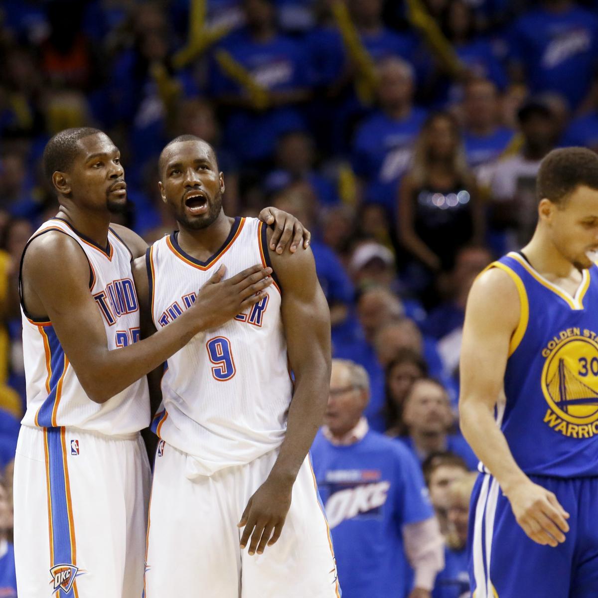 Golden State Warriors Vs Wizards Full Game Highlights: Warriors Vs. Thunder: Game 3 Video Highlights And Recap