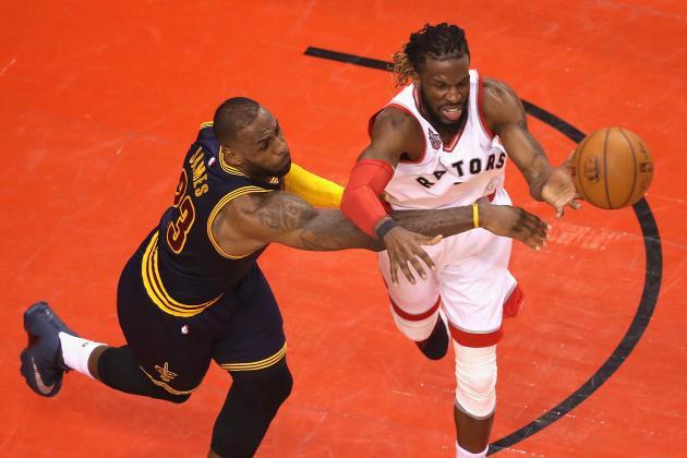 Cleveland Cavaliers vs. Toronto Raptors: Live Score ...