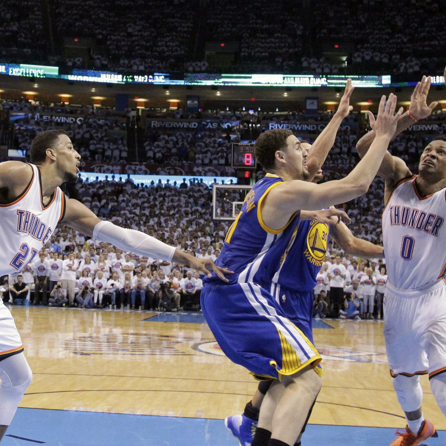 Warriors Full Game Highlights Game 3: Warriors Vs. Thunder: Game 4 Video Highlights And Recap