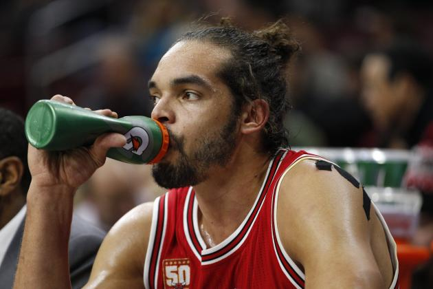 Joakim Noah Rumors: Bulls Center Reportedly Told Teammates