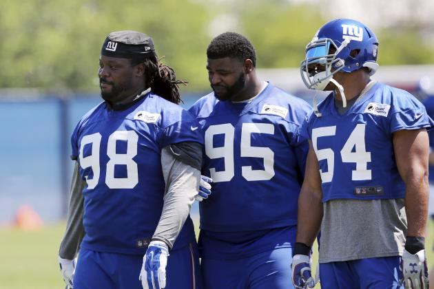 Nike jerseys for Cheap - Breaking Down the New York Giants' Situation at Defensive Tackle ...