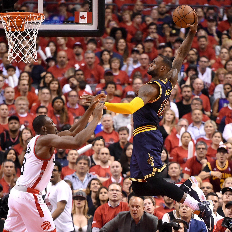 Cavaliers vs. Raptors: Game 6 Score and Twitter Reaction ...