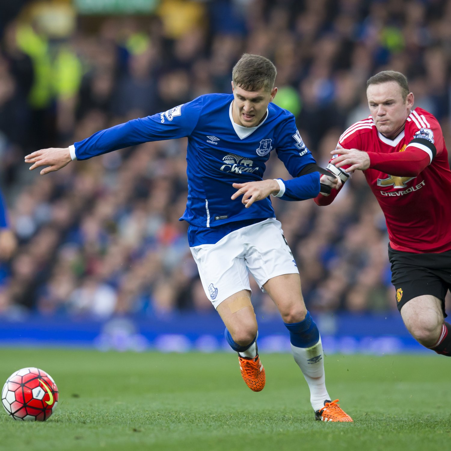 Manchester United Transfer News Latest Rumours On Lucas: Manchester United Transfer News: Latest John Stones