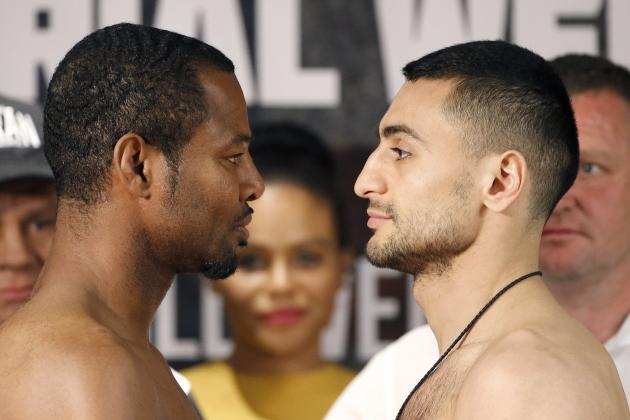 David Avanesyan vs. Shane Mosley: Winner, Scorecard and Reaction