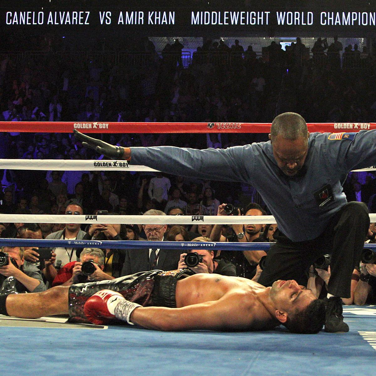 Ranking The 10 Best Knockouts In Boxing From The 1st Half