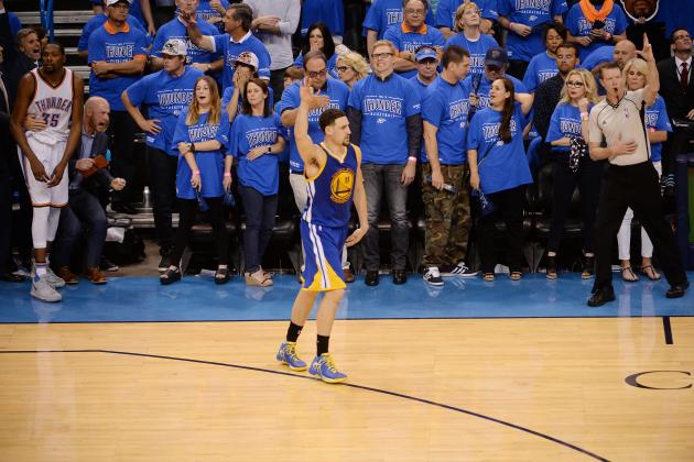 Thunder Vs Warriors Game 7 Floor Seats Reportedly Sell