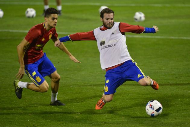 Barcelona Transfer News: Latest On Juan Mata And Marc