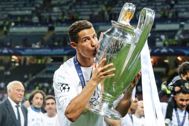 Renovacion récord para Cristiano Ronaldo con el Real Madrid