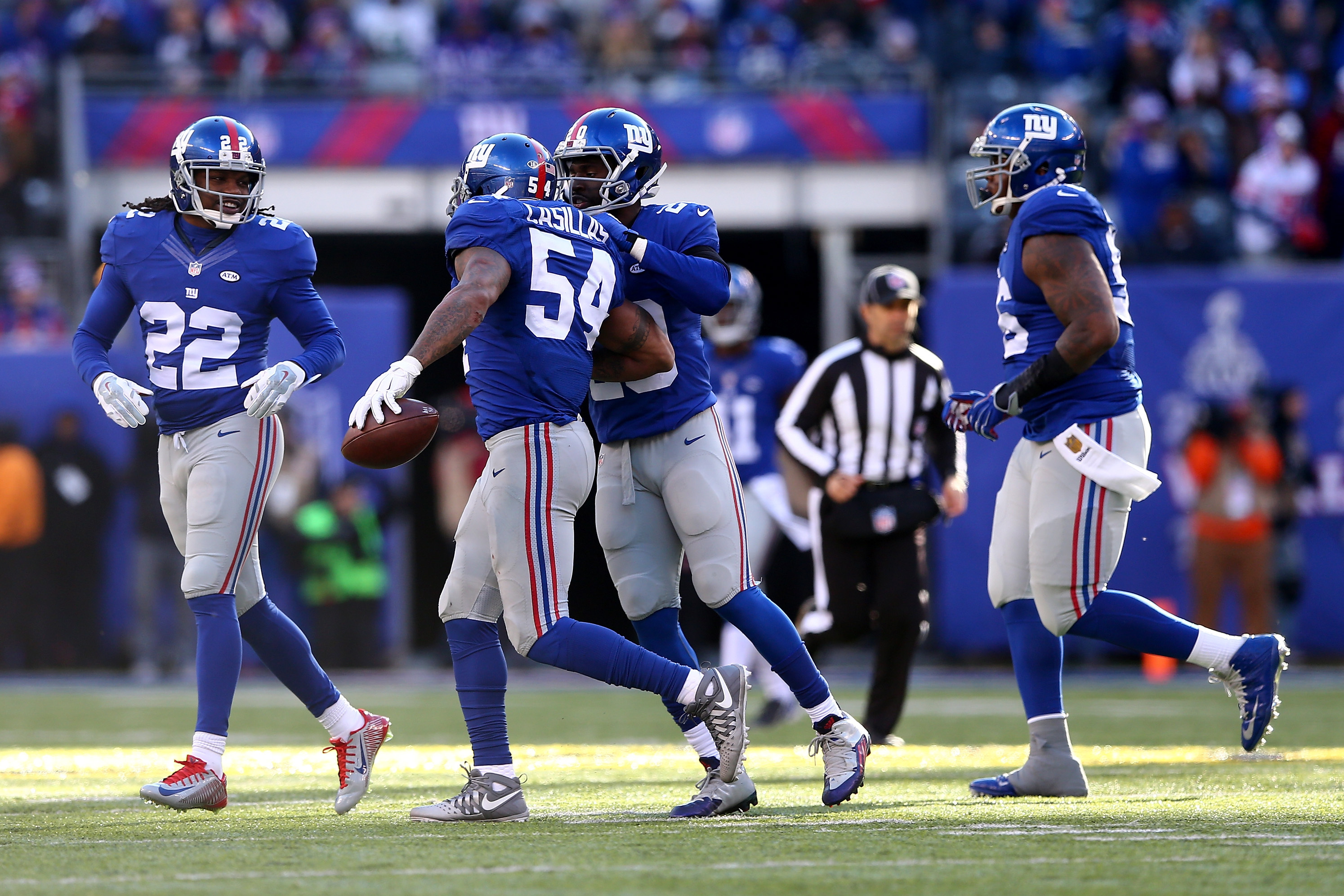 NFL Jerseys - Breaking Down the New York Giants' Situation at Linebacker ...