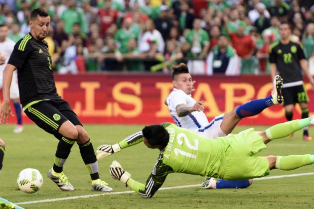 Mexico vs. Chile: Score, Reaction from 2016 International ...