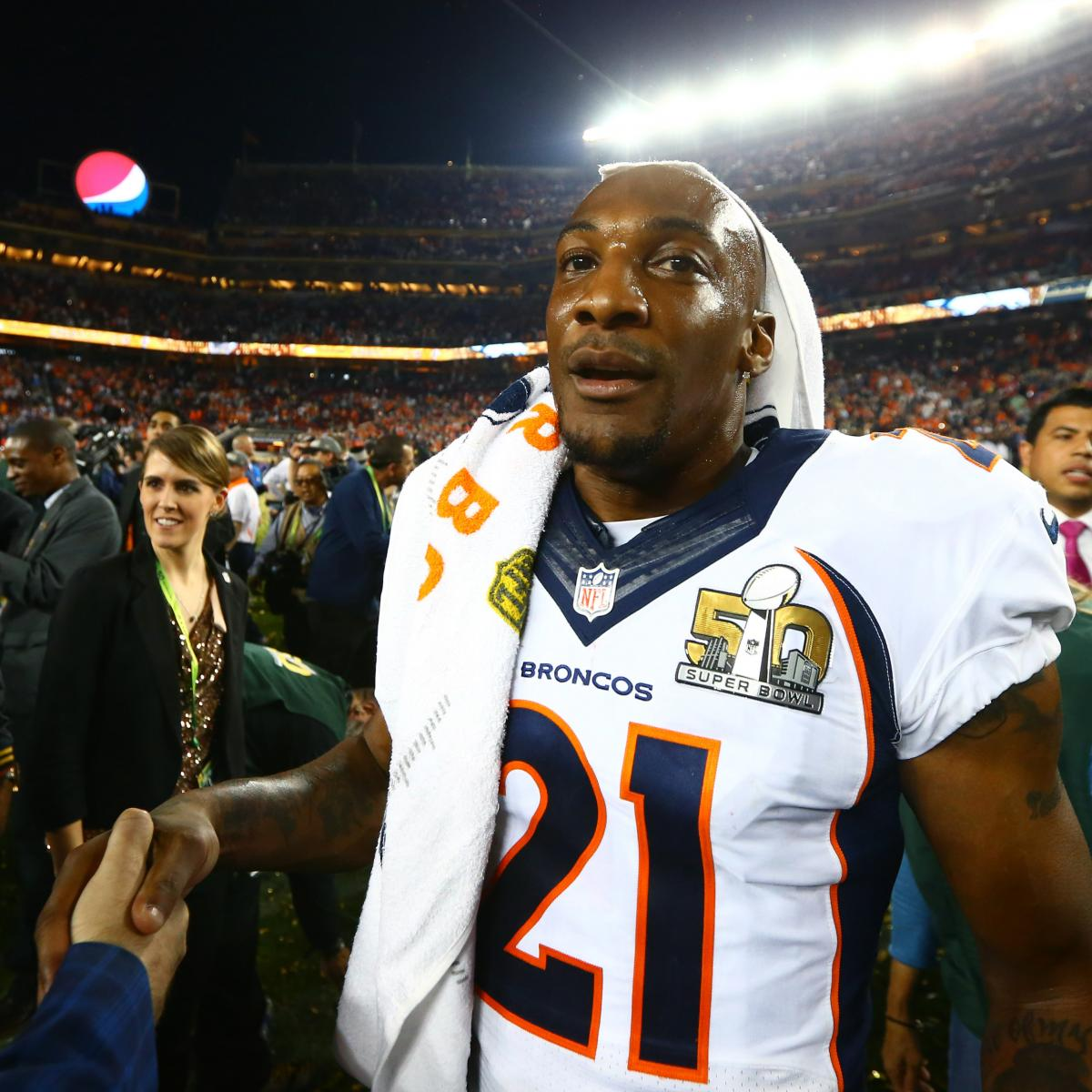 Denver Police Shooting Today: Aqib Talib Released From Hospital After Being Shot In The
